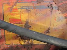 Used HMF A90K crane