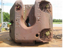 Demolition ball 3200 kg - s/h