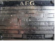 120 kva AEG S1R149/105-4 genera