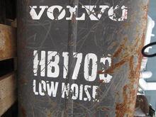 Volvo HB1700 hydraulic hammer,