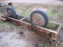 Roller bed - 40 ton