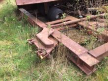 Mafi trailer type 1170-4 - 36 t
