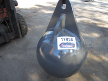 Demolition ball - diam.: 700 mm