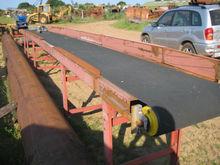 Flat conveyor belt 800 x 600 mm