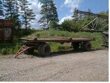 2 axle trailer