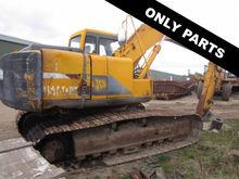 1997 JCB JS160LC excavator for