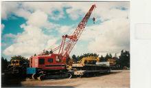 1978 NCK Rapier 406 crane