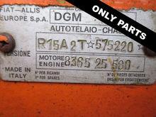 Used Fiat Allis 580