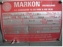 Used Markon LC31A ge