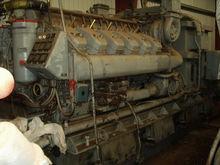 Used 750 kva MWM gen