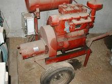 7,5 kva Lister 3 cylinder