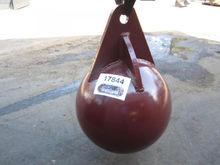 Demolition ball - diam.: 700 mm