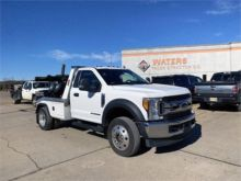 2017 FORD F450 Wrecker Tow Truc