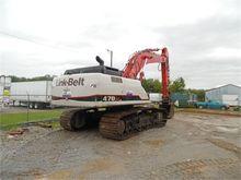 2013 LINK-BELT 470 X3