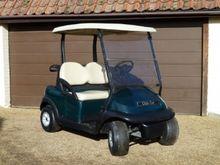 Club Car Electric Golf Buggy