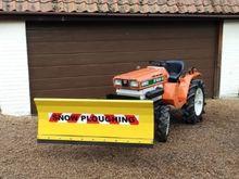Kubota B1502 Compact Tractor &