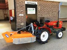 Yanmar YM1510D Compact Tractor