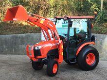 Kubota B3150 Compact Tractor wi