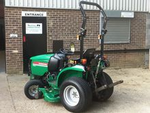 Ransomes TT118 Compact Tractor