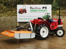 Yanmar F16D Compact Tractor wit