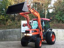 Kubota L3830 Compact Tractor wi