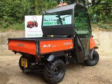 Kubota RTV 900 Utility Vehicle
