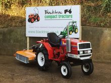 Yanmar F15D Compact Tractor wit