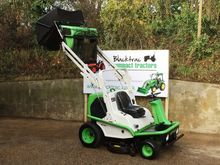 Etesia H124DS Diesel Ride On Mo