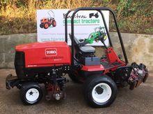 Toro Reelmaster 6500-D Diesel 5