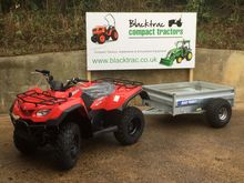 Suzuki King Quad 400cc 4x4 Farm