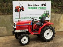 Yanmar F15D Compact Tractor