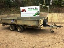 Ifor Williams 12 x 6 Dropside T