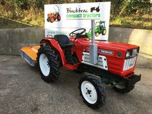 Yanmar YM1610 Compact Tractor w