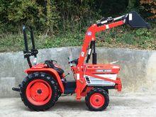 Kubota B1600 Compact Tractor wi