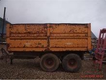 Navtek 12 T Entreprenørvogn