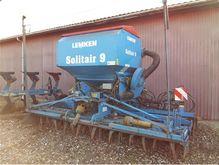 2006 Lemken Solitair 9 with zir