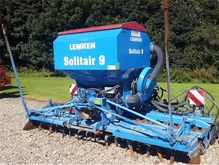 Used Lemken SOLITAIR