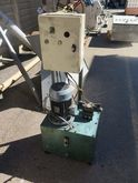 Hydraulic group of 3cv with ele