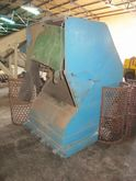 Grinder with open rotor, inclin