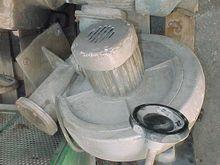Fan 1,5 AIR CYCLONES AND VACUUM