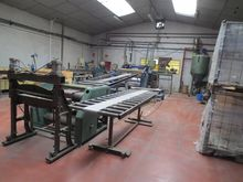 Sheet production line, in coils