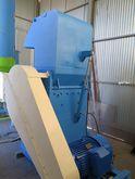 Molino de rotor abierto con cám