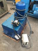 Hydraulic group 10hp with Elect