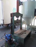 Hydraulic shears 700 x 600, bra
