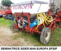 Sider Man EUROPA SP 20 F