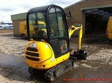 Used 2011 JCB 8018CT