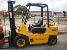 1992 Hyster H 2.50 XL