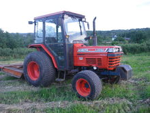 1992 Kubota L3250
