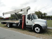 2007 Terex Stinger BT3470