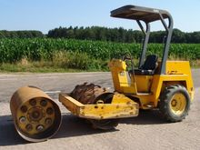 1993 Bomag BW124D (PADFOOT + NO